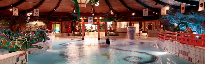 Bonte Wever Zwembad.De Herberg Van Loon